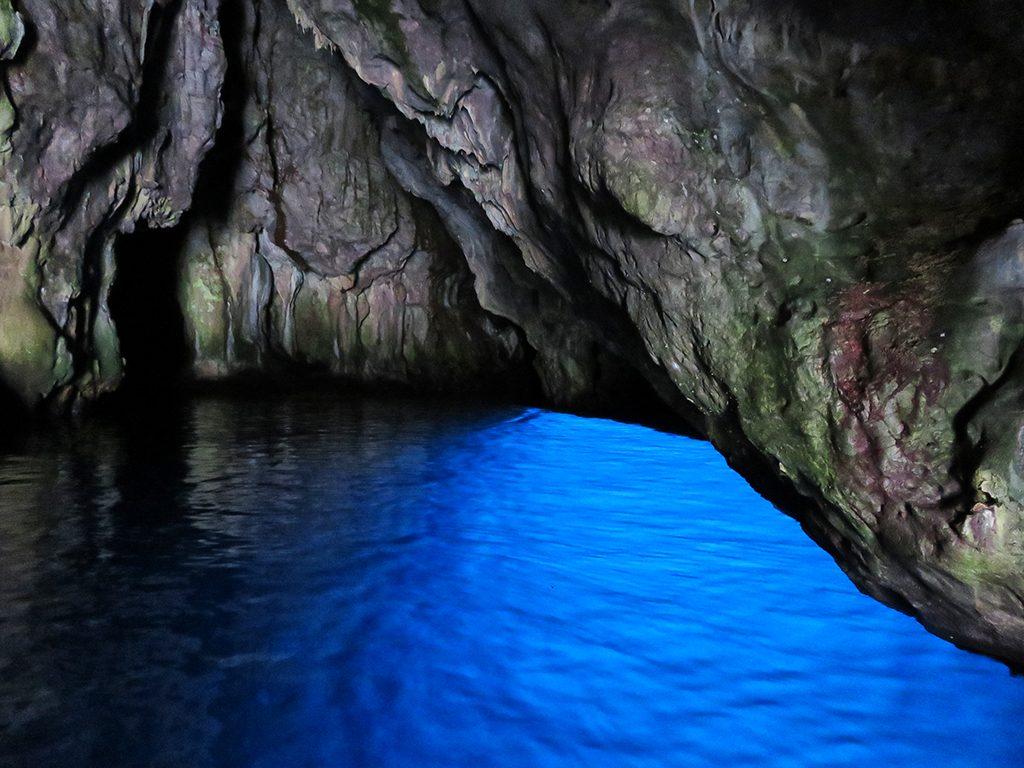 palinuro grotta azzurra